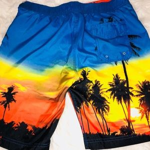 48f7573a15 corona Swim - Men's CORONA Swim Trunks Board Shorts M